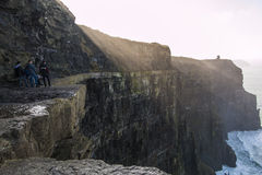 Cliffs of Moher - Ireland Stock Photos