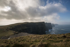 Cliffs of Moher - Ireland Royalty Free Stock Photography