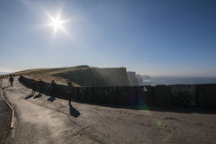Cliffs of Moher - Ireland Royalty Free Stock Photo