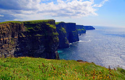Cliffs of Moher in Ireland Stock Photos
