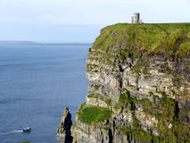 Cliffs of Moher. Ireland scenery Royalty Free Stock Photo