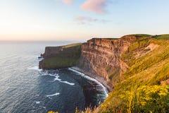Cliffs of Moher Ireland Stock Photos