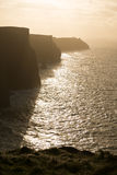 Cliffs of Moher, Ireland Stock Images