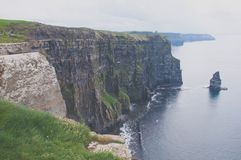 Cliffs of moher Ireland Stock Photos