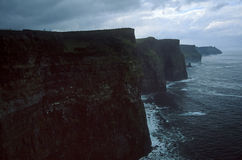 Cliffs of Moher no.2 Stock Photos