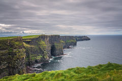 Cliffs of Moher Stock Image