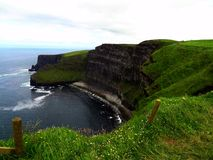 Cliffs of Moher, Ireland Stock Image