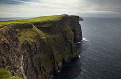 Cliffs of Mother Royalty Free Stock Photos