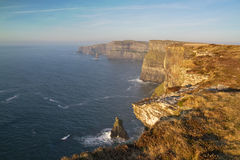 Cliffs of Mother Stock Images