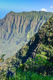 The Cliffs of Na Pali Royalty Free Stock Images