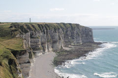 Cliffs of Normandy Royalty Free Stock Image
