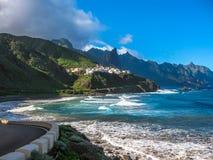 Ocean Cliffs Royalty Free Stock Photos