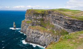 Free Cliffs Of Moher Stock Image - 20671331