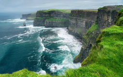 Free Cliffs Of Moher Royalty Free Stock Photography - 81435157