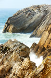 Cliffs, Portugal Royalty Free Stock Images