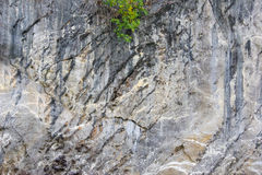 Cliffs of rock texture background Royalty Free Stock Images