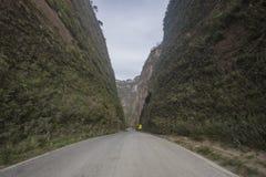 Cliffs at Serra do Corvo Branco