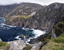 Cliffs of Slieve League Stock Photos