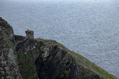 The cliffs of Slieve League Stock Photography