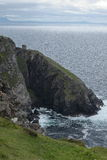 The cliffs of Slieve League Stock Images