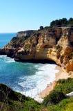 Praia do paraiso carvoerio, royalty free stock images