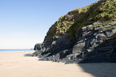 Cliffs on the wild atlantic way Royalty Free Stock Photos
