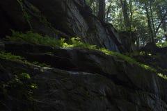 Cliffside Στοκ εικόνα με δικαίωμα ελεύθερης χρήσης