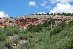 Cliffside Lizenzfreie Stockbilder
