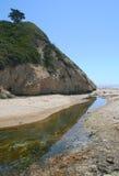 Cliffside em Santa Clarita Fotos de Stock