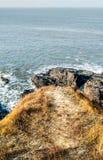 clifftop Royaltyfri Bild