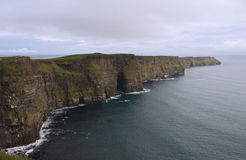 Clifss of Moher Stock Image