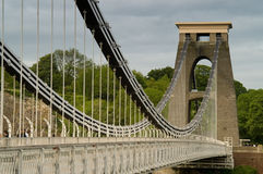 clifton моста Стоковые Фото
