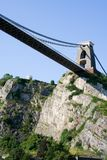 Clifton Aufhebung-Brücke Lizenzfreie Stockbilder