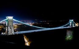 Clifton Aufhebung-Brücke. lizenzfreies stockbild