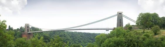 Clifton Aufhebungbrücke Lizenzfreie Stockfotos