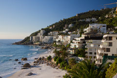 Clifton beach Royalty Free Stock Photography