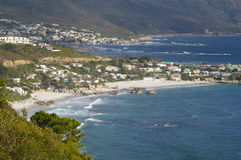 Clifton Beaches Royalty Free Stock Images