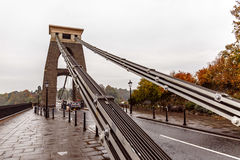 Clifton bridge in autumn, Bristol Stock Photos