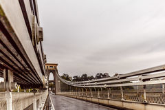 Clifton bridge in autumn, Bristol Royalty Free Stock Image