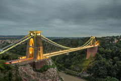 Clifton bridge Stock Images