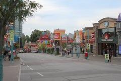Clifton Hill, Niagara Falls Stock Photo