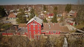 Clifton Mill stock image