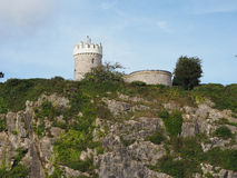 Clifton Observatory in Bristol Stock Image