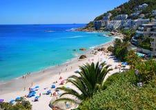 Clifton plaża 1 Zdjęcie Royalty Free