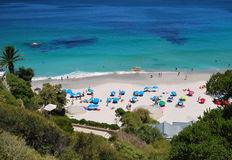 Clifton plaża 2 Obraz Royalty Free