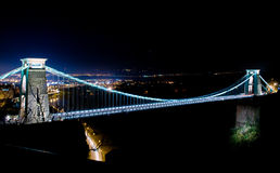 Clifton Suspension Bridge. Royalty Free Stock Image