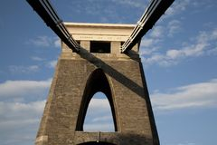 Clifton Suspension Bridge Stock Image