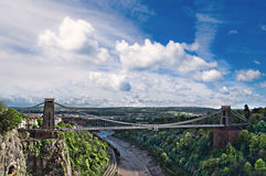 Clifton Suspension Bridge. Stock Images