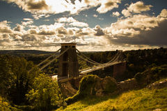 Clifton Suspension Bridge photos stock