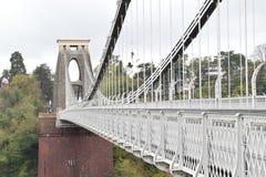 Clifton Suspension Bridge Stock Afbeeldingen